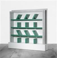 suvretta bookcase by ettore sottsass