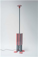 terminus floor lamp by martine bedin