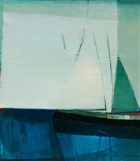 the white sail by raimonds staprans
