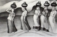 women of oaxaca by henrietta shore