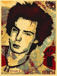 sid jocoy by shepard fairey