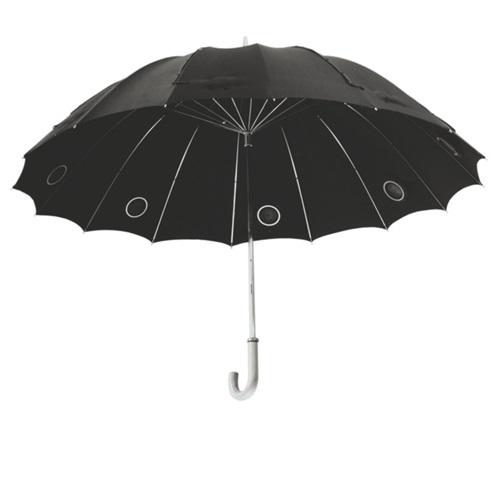 tonschirm / sound umbrella by bernhard leitner