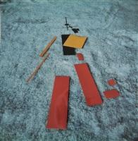 aus der serie »suprematische spiele« by francisco infante