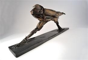 cruel bird by lee bontecou
