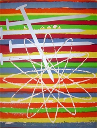time stream prix nobel by james rosenquist