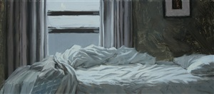 bed nocturne (sold) by vincent giarrano