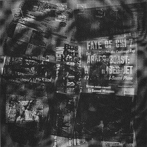 surface series from currents #53 by robert rauschenberg
