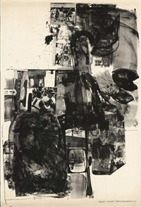 post rally by robert rauschenberg