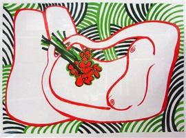 green nude by edwina sandys