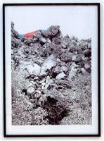 structure on ceboruco volcano iii by jorge mendez blake