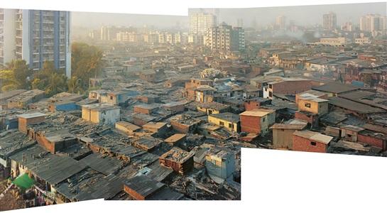 dharavi # 1, mumbai by robert polidori
