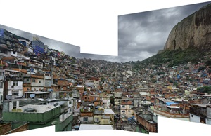 favela rocinha # 1, rio de janeiro by robert polidori