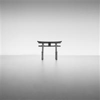 torii gate by michael levin