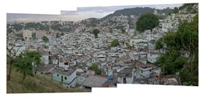 favela minera # 1, rio de janeiro by robert polidori