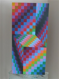 axo 99 by victor vasarely