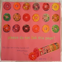 lifesavers by andy warhol