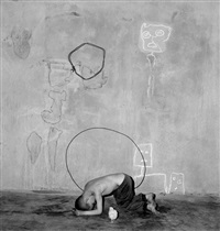 invitation by roger ballen
