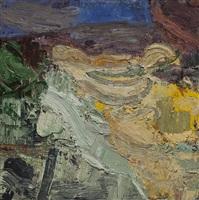yellow field by john santoro