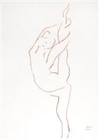 danseuse acrobate by henri matisse