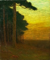 fading light by charles warren eaton