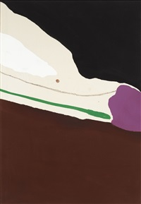 hope springs by helen frankenthaler