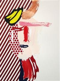 head vi by roy lichtenstein
