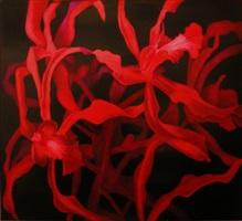 composizione rosso tiziano by carlo ferrari