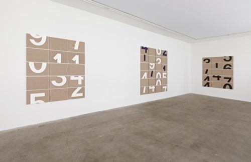 exhibition view: darren almond