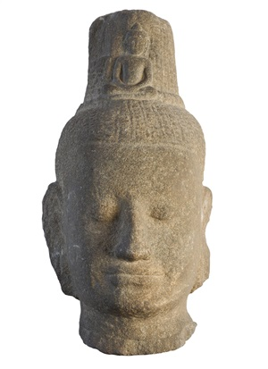 head of avalokiteshvara