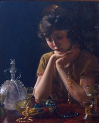 heirlooms by charles courtney curran