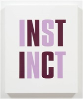 instinct by kay rosen