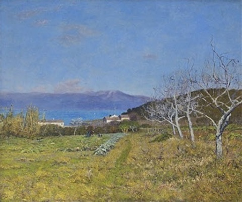 cote d'azur by william lamb picknell