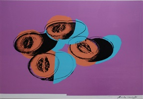 cantaloupes ii (fs ii.198) by andy warhol