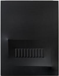 nero by agostino bonalumi