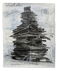 erdzeitalter by anselm kiefer