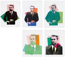john gotti (suite) by andy warhol