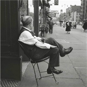new york by vivian maier