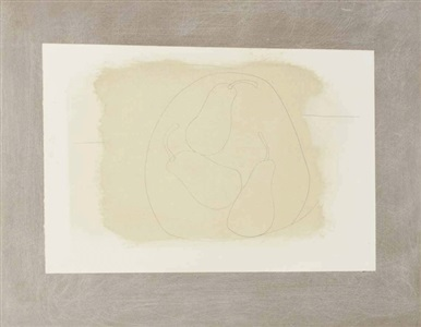 master drawing by ben nicholson