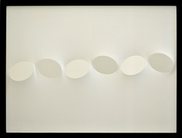 sei ovali in bianco by turi simeti
