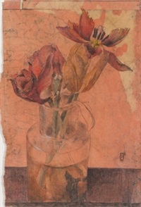 tulpen by horst janssen