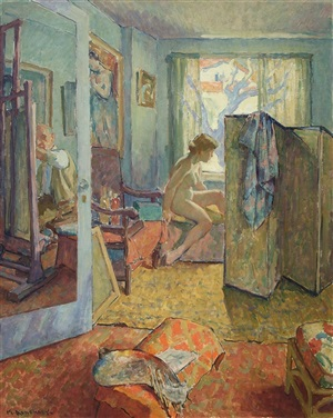 interior by mischa askenazy
