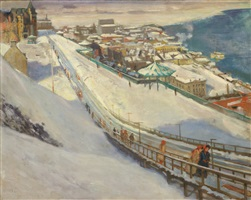 from the ramparts by alson skinner clark