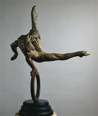the gymnast by richard macdonald