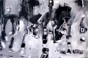 grey heart by matt rogers