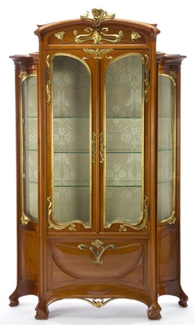 vitrine by louis majorelle