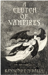a clutch of vampires by edward gorey