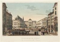 vue du palais de justice by henri courvoisier-voisin