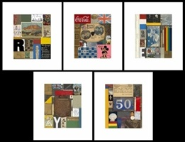 wooden puzzle series by peter blake
