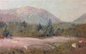landscape by louis michel eilshemius