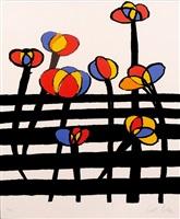 flowers by alexander calder
